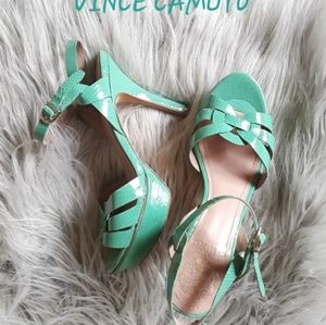 Vince Camuto Ankle Strap Size 7